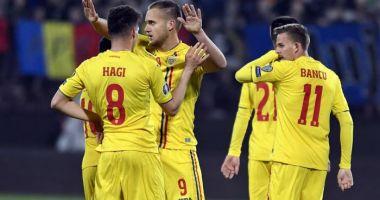 Fotbal: Malta - România 0-4, în preliminariile EURO 2020
