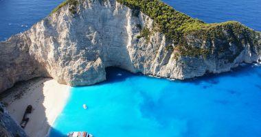 Insula grecească Zakynthos s-a deplasat trei centimetri în urma cutremurului de vineri
