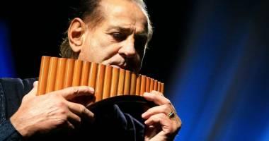 Concert Gheorghe Zamfir & Orchestra, la Constanţa
