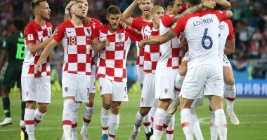 CM 2018. Croaţii sunt lideri în grupa Argentinei, după prima etapă