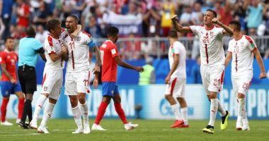 Costa Rica - Serbia 0-1, Grupa E. Super execuția căpitanului Kolarov a adus europenilor trei puncte