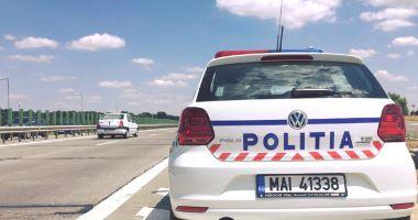 Zeci de şoferi, prinşi cu viteze ameţitoare pe autostradă