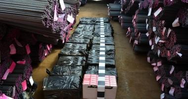Zeci de mii de produse contrafăcute, descoperite în Portul Constanţa