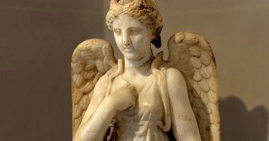 Zeița Nemesis, înfățișată în format 3D, la Muzeul de Istorie