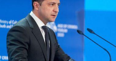 Zelenski: Ucraina nu va putea recupera Crimeea în viitorul apropiat