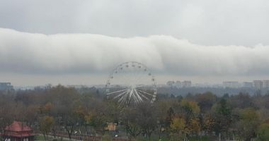 Nor misterios deasupra Capitalei. Bucureștenii, speriați de apariția stranie