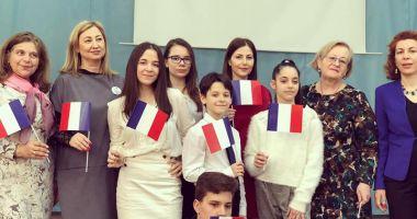 """Zilele francofoniei, sărbătorite de elevii Liceului """"Ovidius"""""""