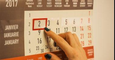 Două minivacanțe îi așteaptă pe români în scurt timp. Ce zile libere avem de Paște și 1 mai