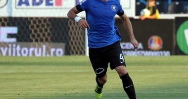 FC Viitorul a renunţat şi la Marius Constantin