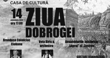 Ziua Dobrogei, marcată printr-un concert  de Primăria Mangalia