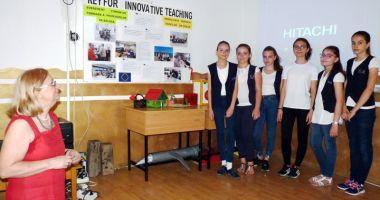 Ziua Erasmus, la Şcoala