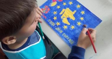 Ziua Europei la Palatul Copiilor Constanţa