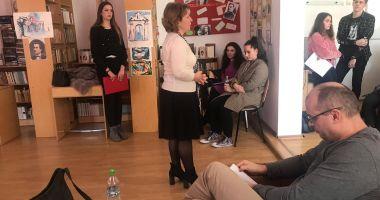 """Ziua Limbii Materne, sărbătorită la Liceul Teoretic """"George Călinescu"""""""