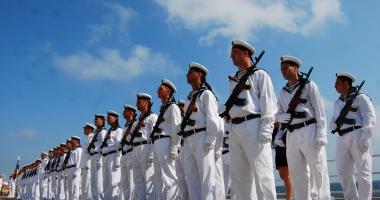 Muzica Militară a Forţelor Navale se va auzi pe tot litoralul românesc