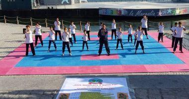 Ziua Mondială a Kung Fu, sărbătorită la Mangalia