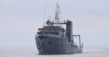 Ziua NATO, sărbătorită la Constanţa. Pavilionul, ridicat în portul militar