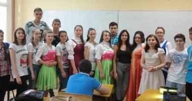 Ziua Rusiei, la Liceul