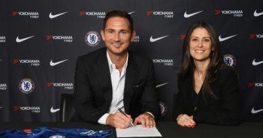 Frank Lampard este noul antrenor al lui Chelsea: Vreau să aduc noi succese clubului