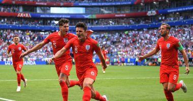 GALERIE FOTO / CM 2018. Suedia - Anglia 0-2. Englezii sunt în semifinalele Cupei Mondiale, după 28 de ani