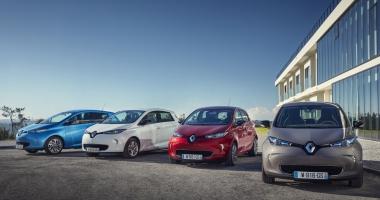 Renault lansează în România noul Zoe, automobilul electric cu o autonomie de 400 de km