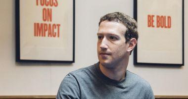 """Zuckerberg, audiat azi în Congresul american: """"Nu ne-am dat seama de cât de mari sunt responsabilităţile noastre"""""""