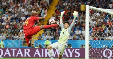 GALERIE FOTO / CM 2018. Belgia-Japonia 3-2. Belgienii, calificare obţinută în ultima secundă!