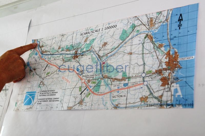 Harta Rutieră A Judeţului Constanţa Va Fi Schimbată La Vară
