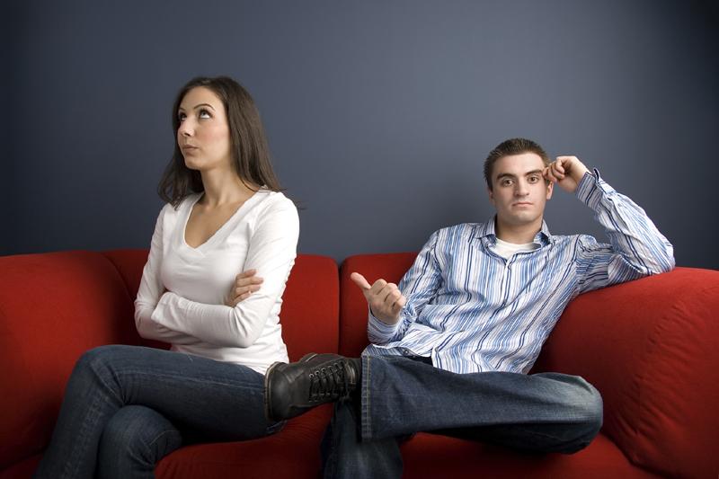 Невербальные отношения партнеров