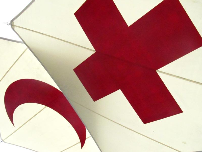 Crucea Rosie si Semiluna Rosie de Cruce Roşie Şi Semilună