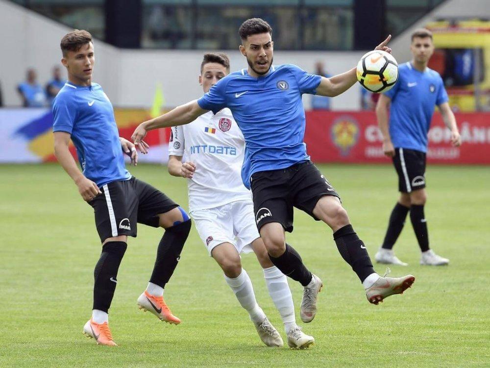 Aufstellung Academica Clinceni - FC Viitorul Constanța ...   Academica Clinceni- Viitorul