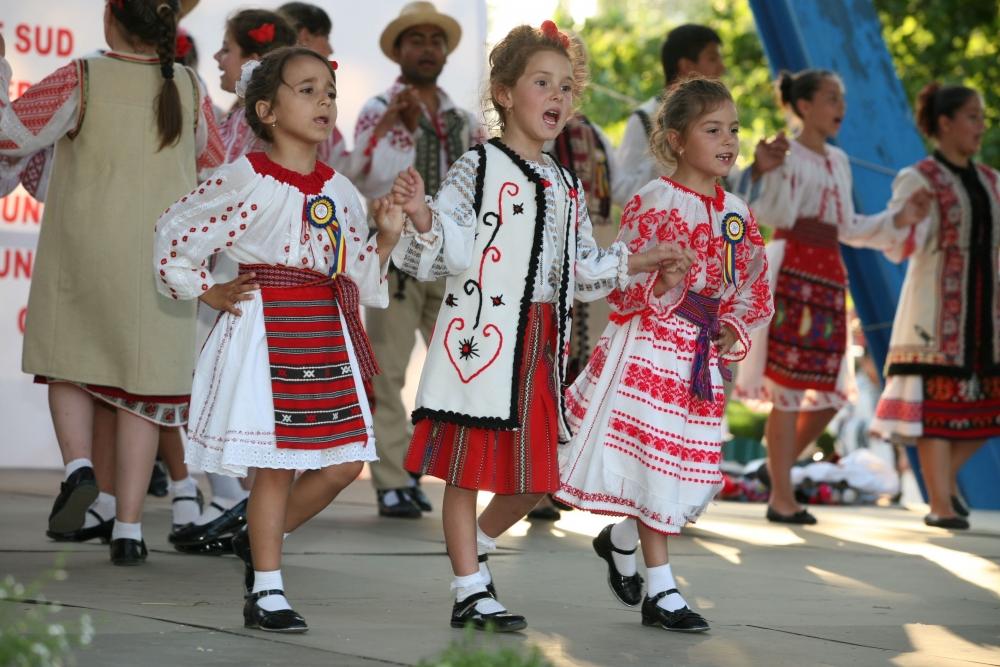 festival folclor: