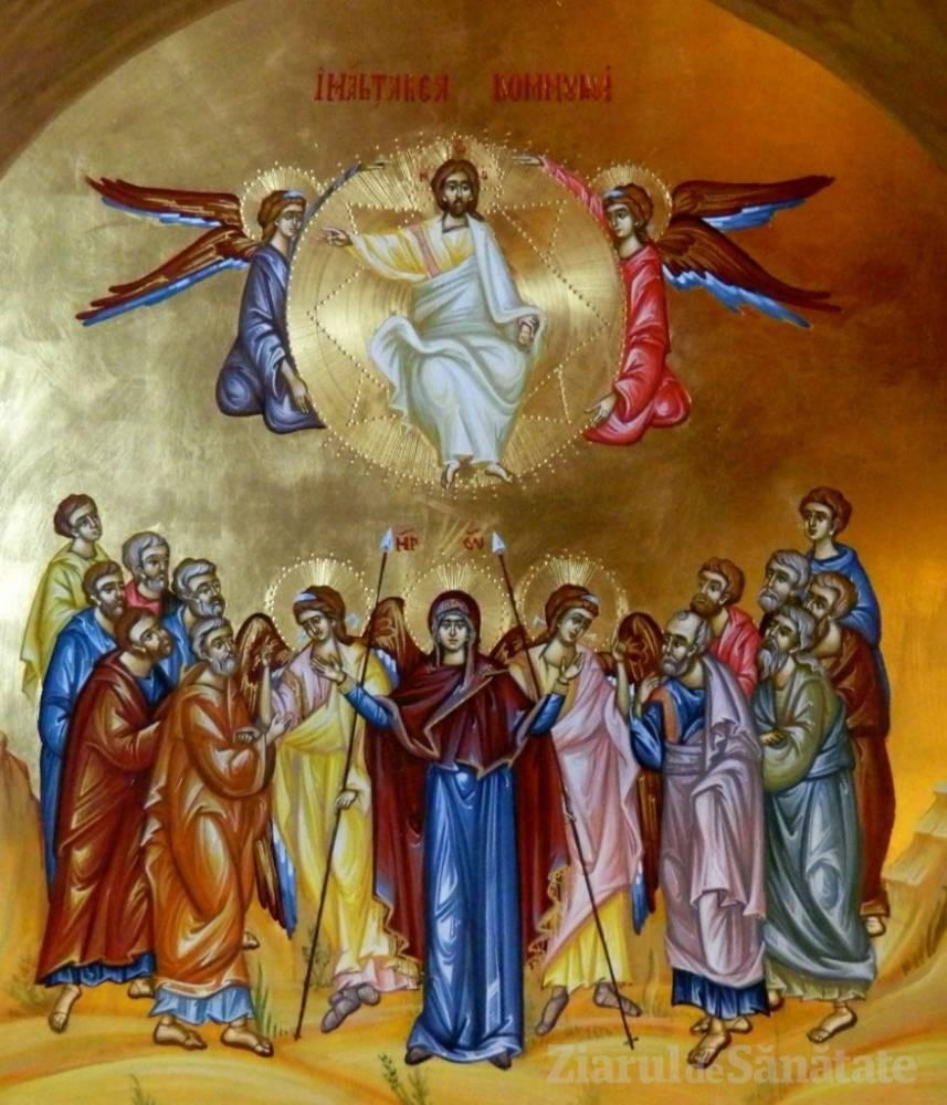Crestinii Sarbatoresc Astazi Inaltarea Domnului Sau Ispasul Credinte Si Traditii Inaltareadomnului
