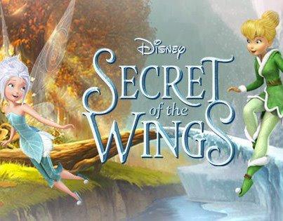 Tinkerbell Secret Of The Wings Dublat In Romana