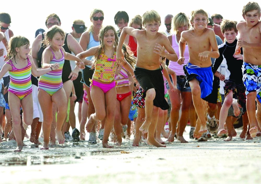 Turismul de aventura prezent pe litoralul rom�nesc | Ziarul Cuget ...