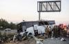 Tragedie rutier�. 13 mor�i  �i zeci de r�ni�i �n accidentul unui autobuz �n California