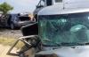 Accident cumplit provocat de un şofer teribilist. Bărbatul a fugit de la faţa locului