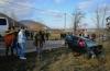 PLAN ROŞU DE INTERVENŢIE! 10 victime, după ce un autoturism şi un autocar s-au ciocnit