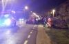 Mașină răsturnată într-un accident rutier. Un bebeluș și mama sa, victime