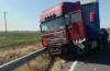 Accident mortal! Şoferul unui autoturism şi-a pierdut viaţa după ce a intrat într-un TIR