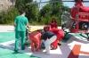 Beat şi fără permis, dus  de urgenţă cu SMURD-ul la Spitalul Judeţean Constanţa