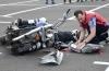 Cel mai frecvent tip de accident de motocicletă