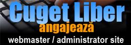 Cuget Liber angajeaza. Click pentru detalii